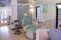 福岡県八女市 山崎歯科 診療室